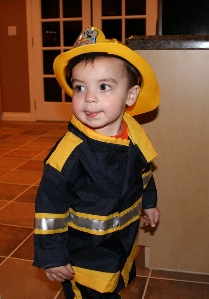 Fireman_ So Darn Cute