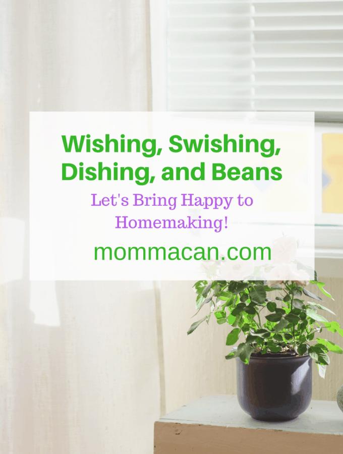 Wishing, Swishing,and Dishing and Beano