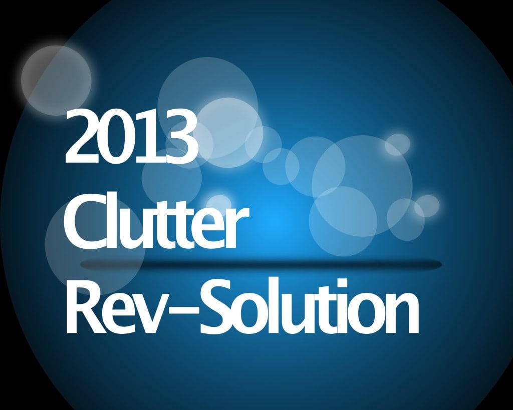 clutter-rev-solution