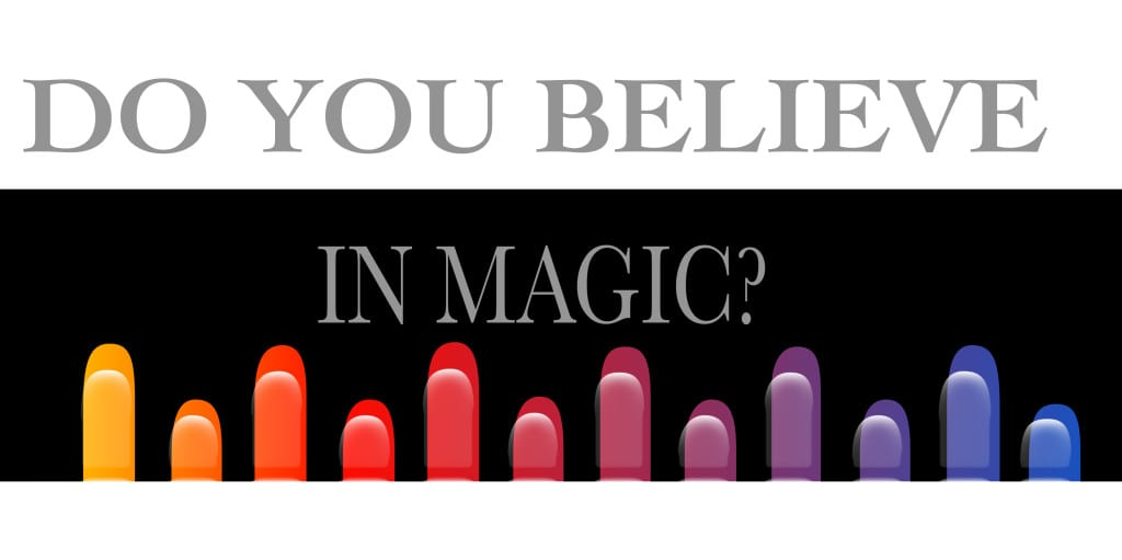 DOYOUBELIEVEINMAGIC