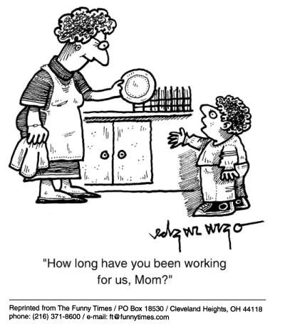 Simple Sunday Funny to Tickle Your Momma Funny Bone