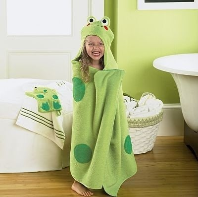 Child's Bath Towel