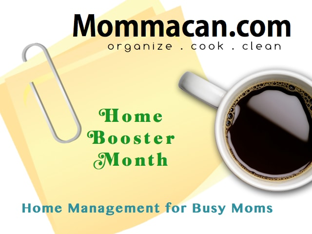 Laundry Room Booster For Busy Moms