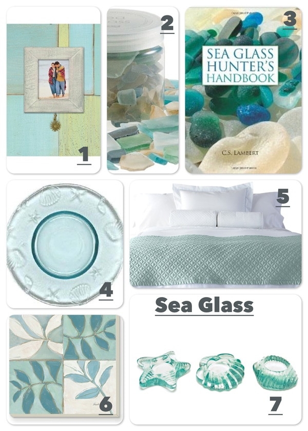 Sea Glass Accents And Inspirations