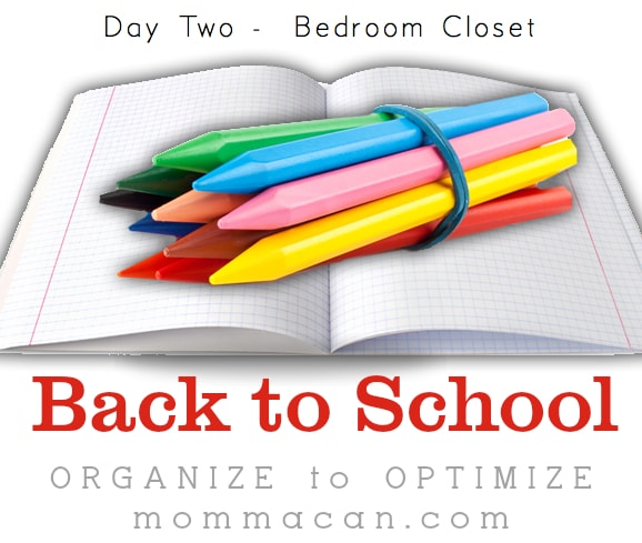 back to school closet mommacan.com