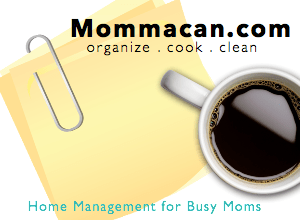 Home Organzing Month Kick-Off- Back to School, Recipes, Planning and More