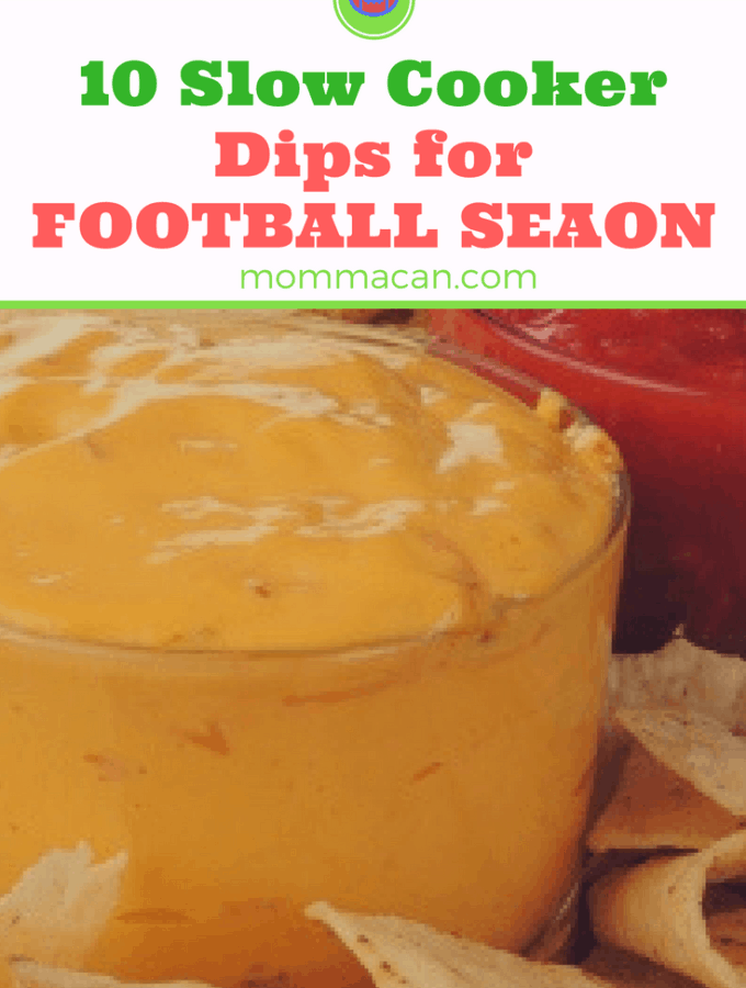 10 Easy Slow Cooker Dips for Football Season