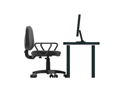 Desk PIles