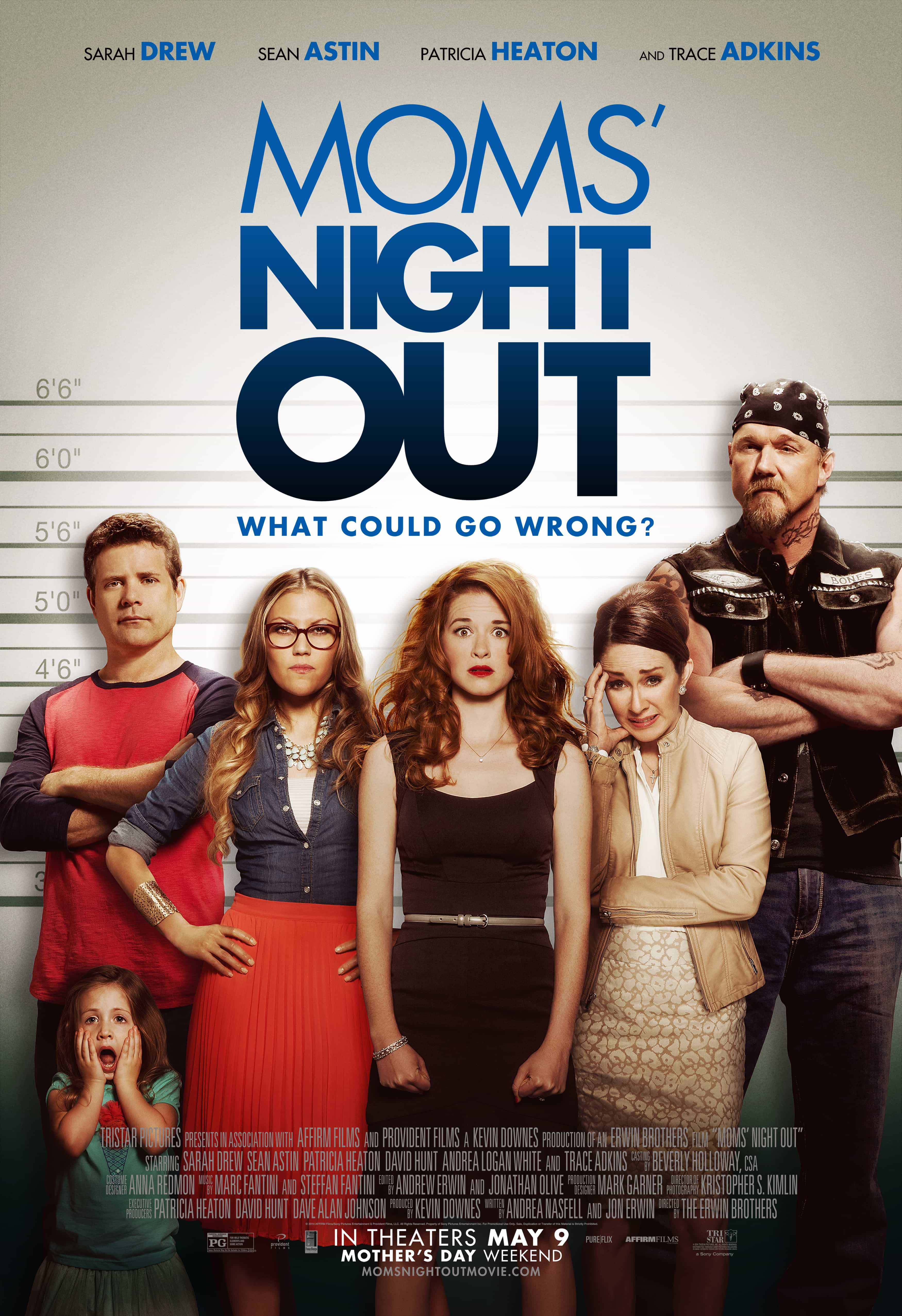 Mom's Night Out  The Must See Movie for Mother's Day