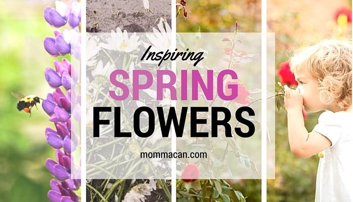 Spring Flower Inspiration