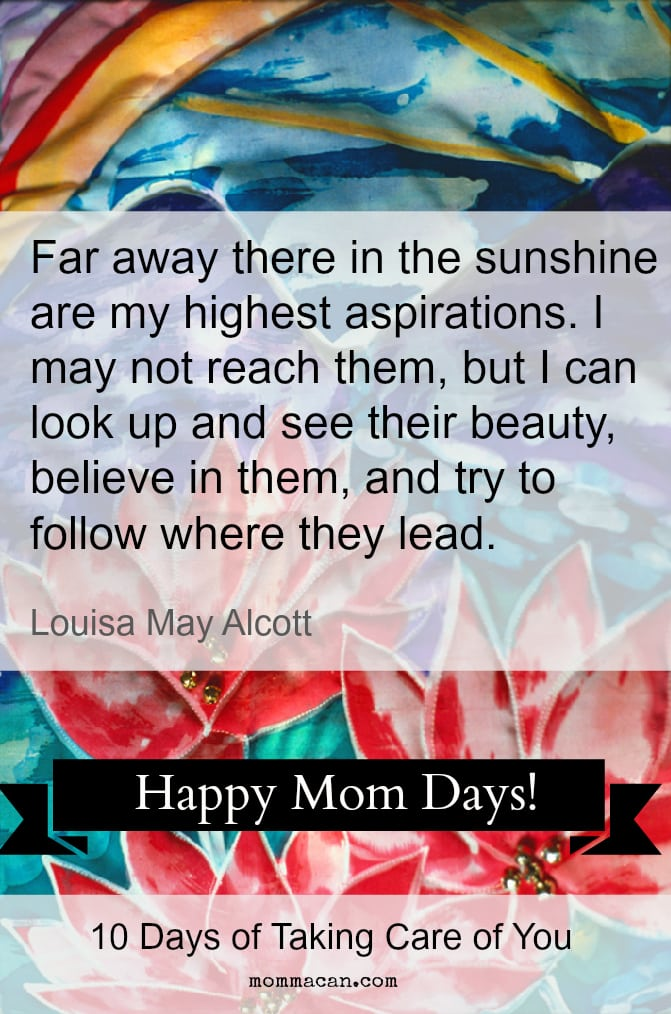 Happy Mom Days!  You Are Beautiful