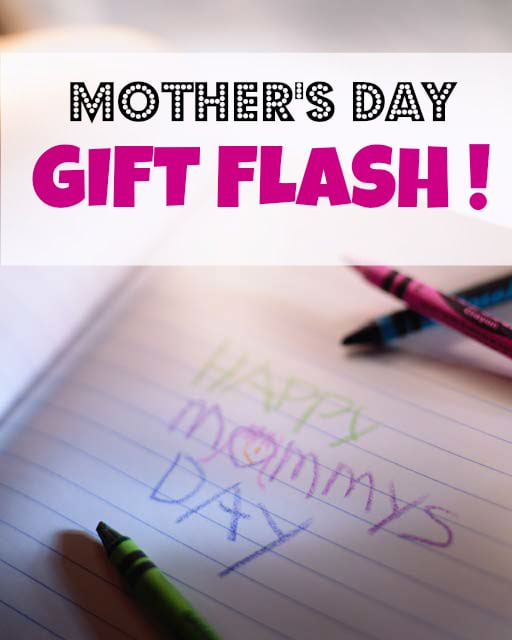 Mother's Day Gift Flash – Super Great Price on the Kindle