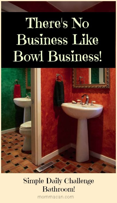 There's No Business Like Bowl Business