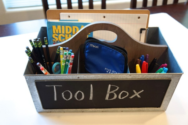 Tool Box Finished