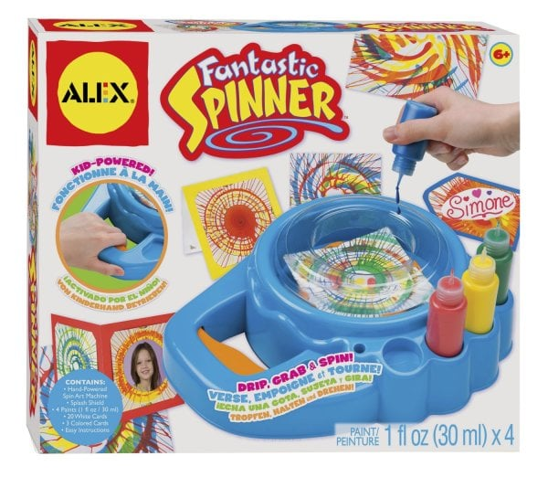 Art Spinner- Crafts for Kids