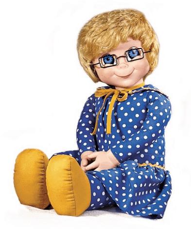 Mrs. Beasley My Childhood Pal