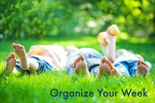 Organize Your Week