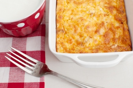 10 Simple Breakfast or Brunch  Casseroles
