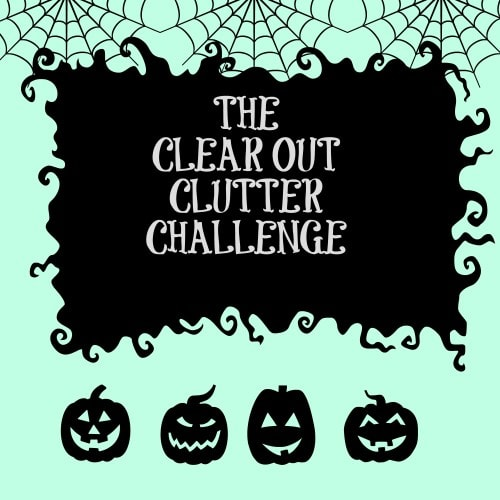 the clear out clutter challenge