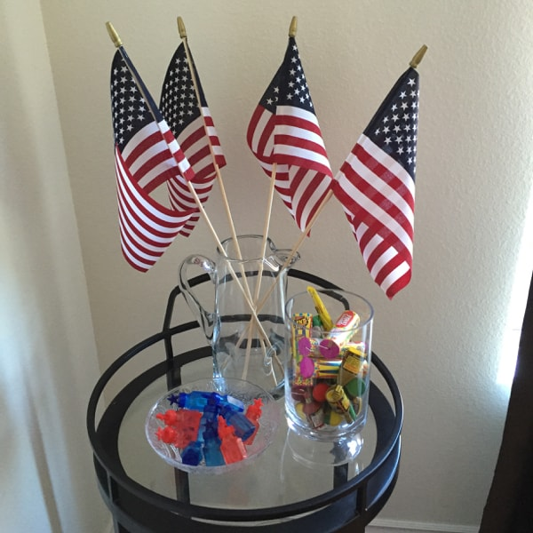 4th of July Decorations - Party Favors