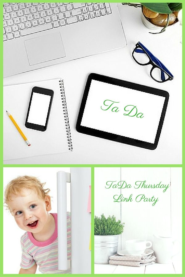 TaDa Thursday – Link Party Fun