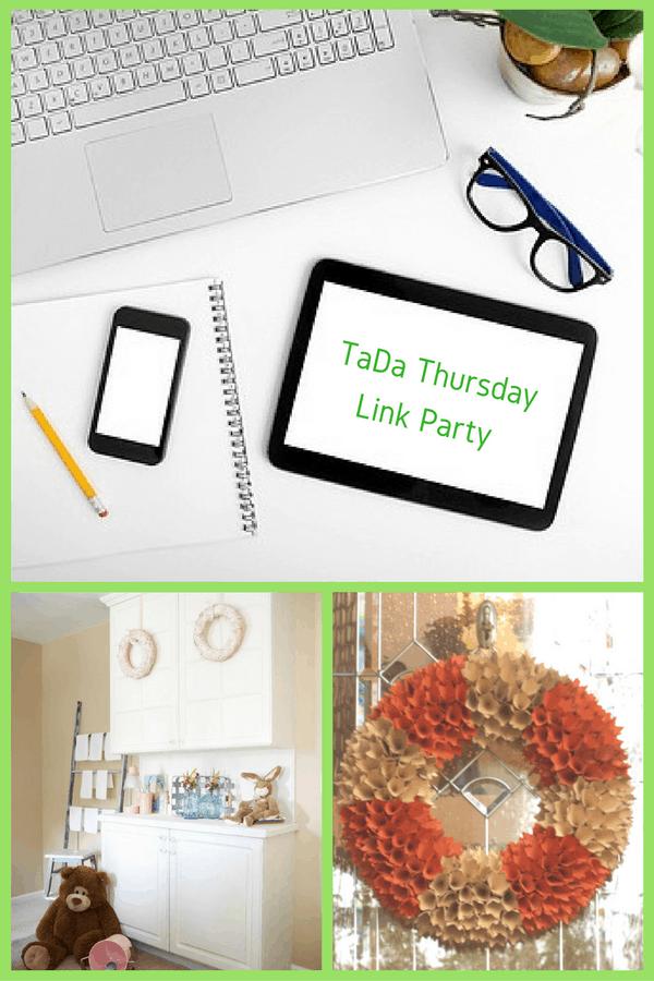 TaDa! Thursdays Link Party #14