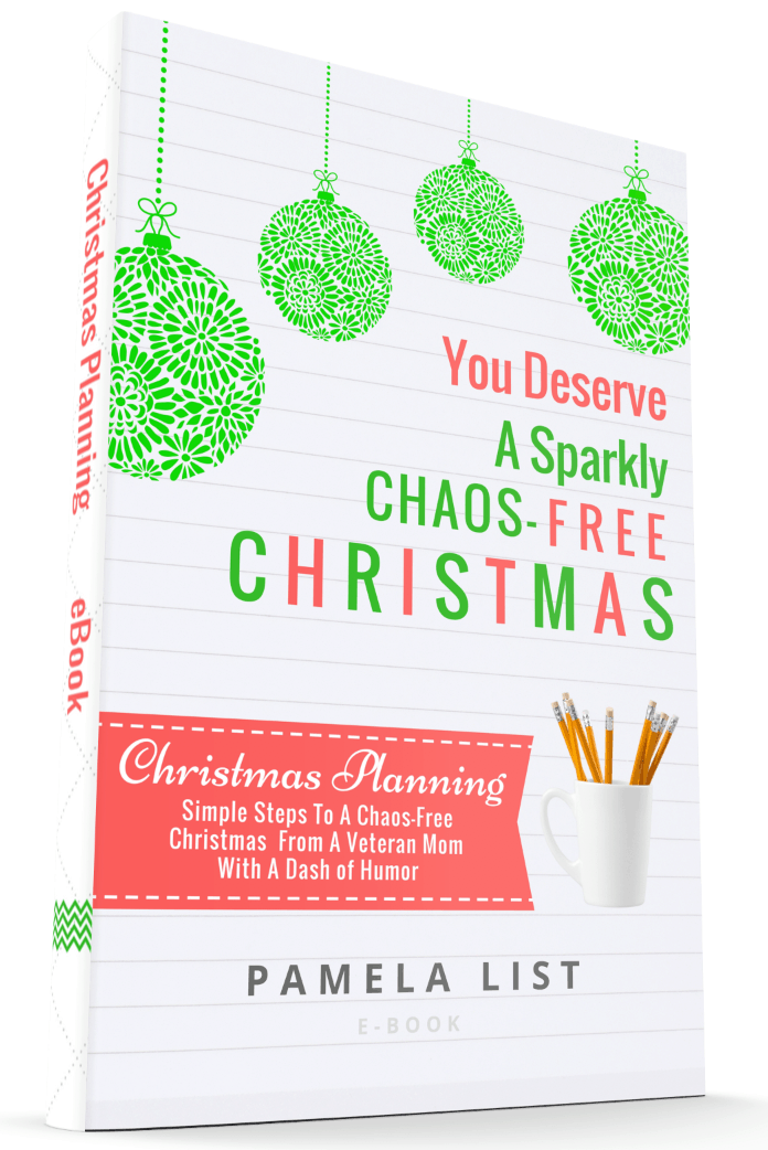 Sparkly Christmas Ebook