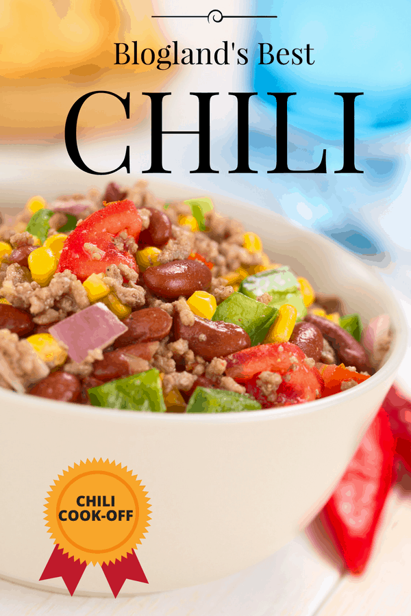 Come checkout the best darn chili recipes in Blogland.