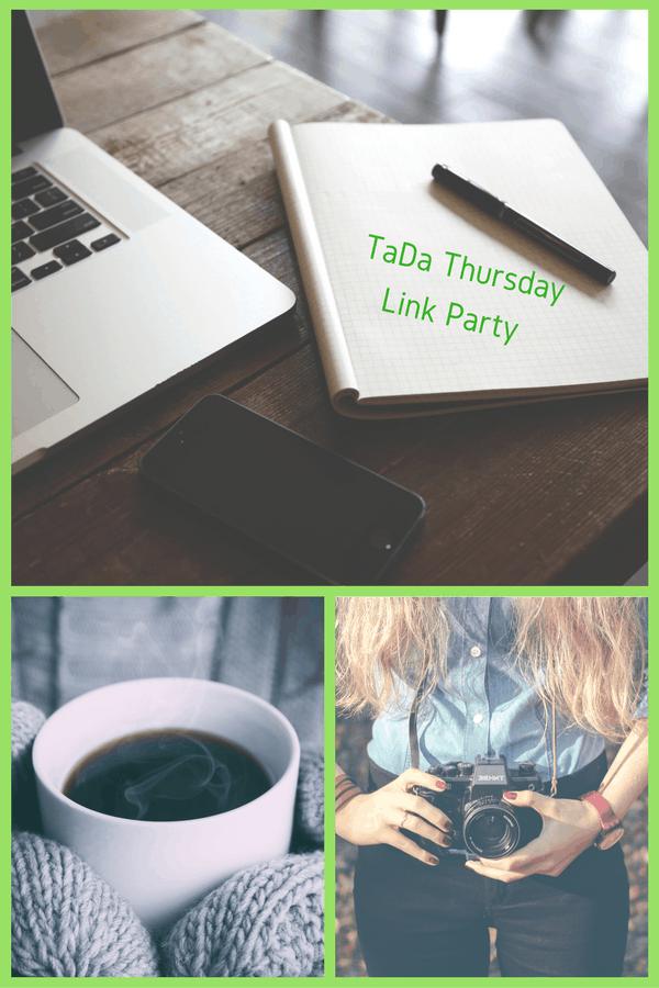Ta Da Thursday New Year #29 – Linky Party