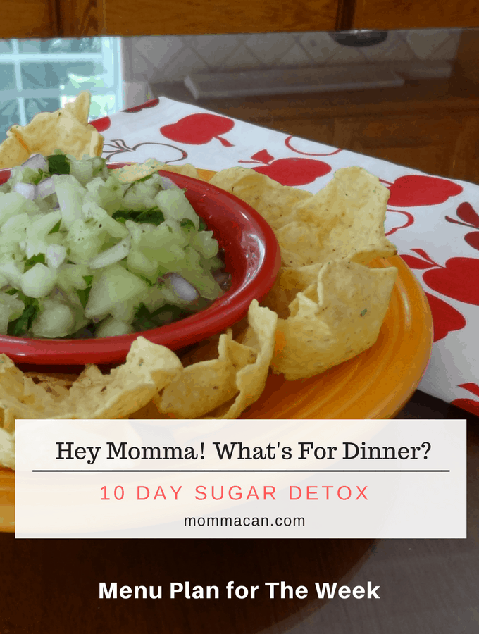 Find out my first week of results on the 10 Day Sugar Detox by Dr. Hyman.