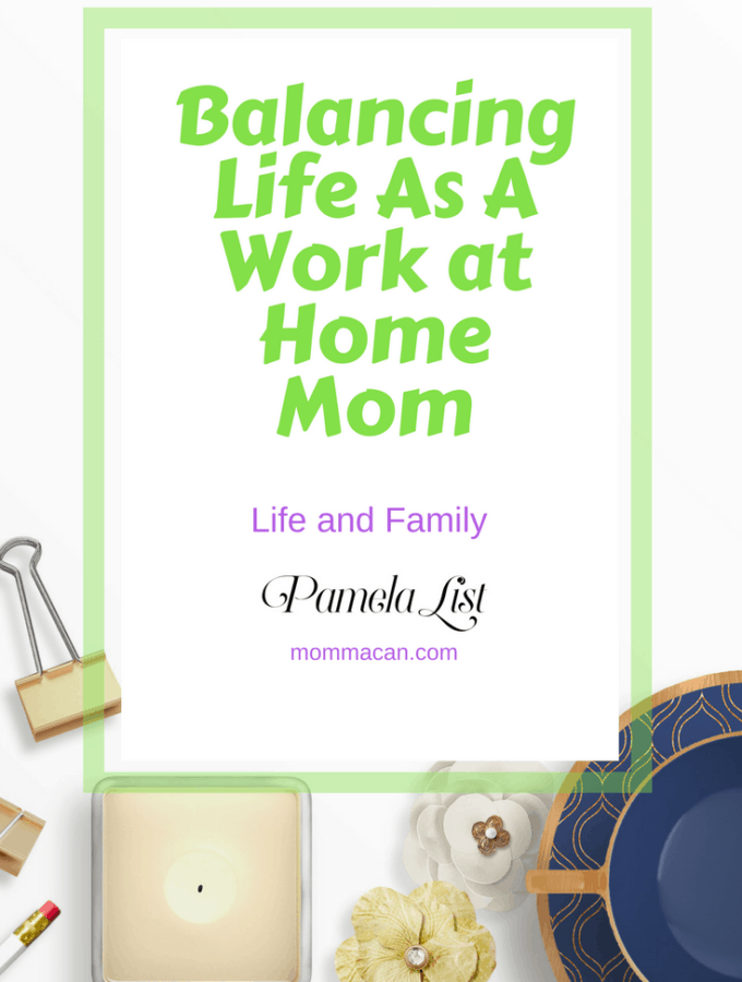 Coffee, Index Cards, Purple Pen…. balancing life as a work at home mom with simple things.