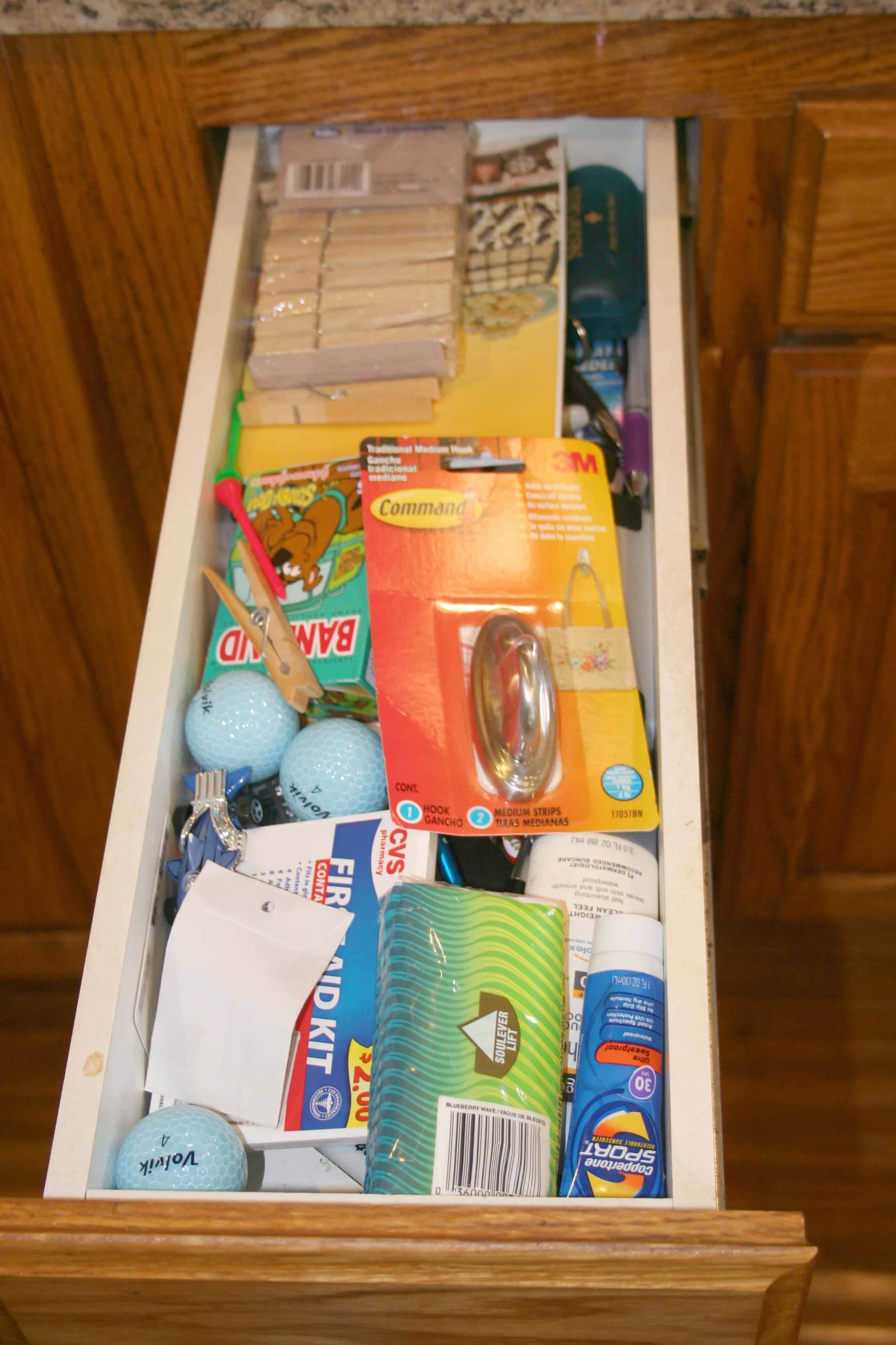 Take 5 and Give Your Junk Drawer Some Love