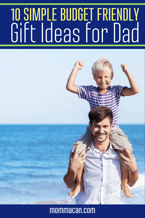 10 Budget Friendly Simple Gift Ideas for Father's Day