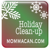 Holiday Clean-Up Challenge 3 Simple Tasks