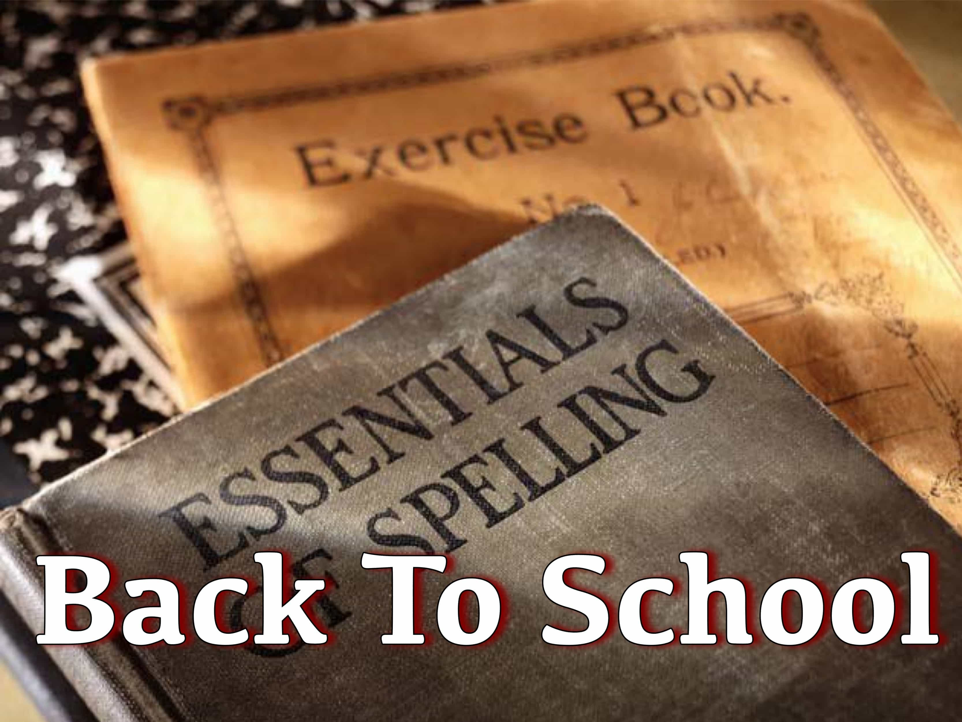 Back to School Clutter Fix in 10 for Children's Books