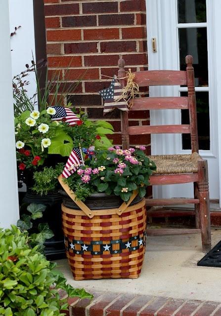Take 5 Tuesday-  A Door, A Porch and a Song