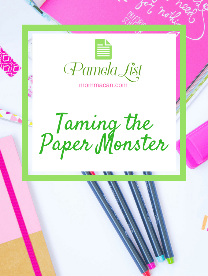 Taming The Paper Monster