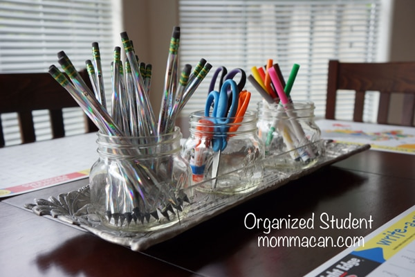 The Organized Student Part 1 and the Mid-School Year Hump