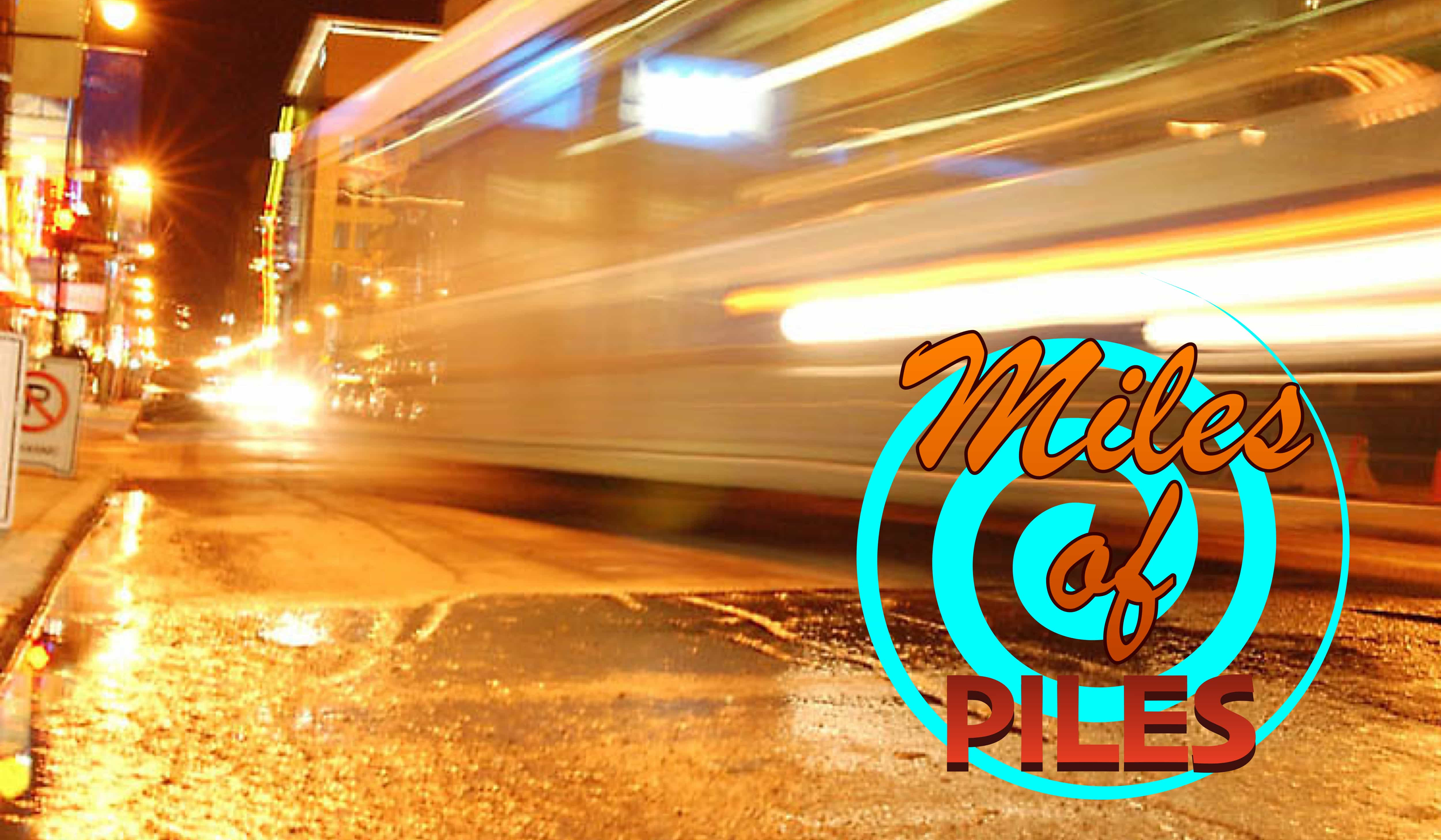 100 Club – Miles and Miles of Piles and Piles