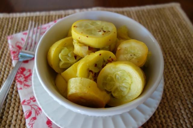Recipe: Yellow Squash Southern Style