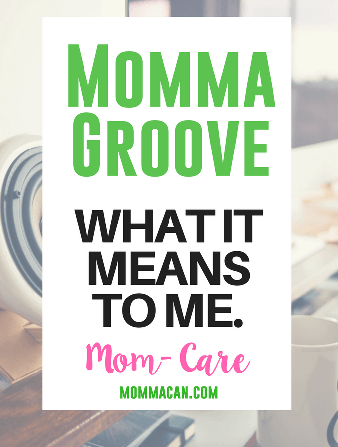Find out how to get in the zone- the momma groove zone. Be productive and get happy.