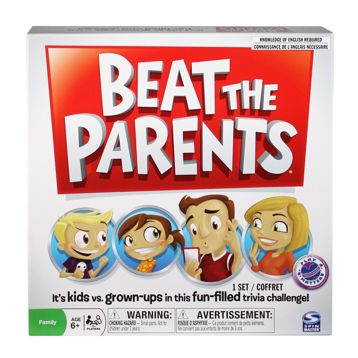 Family Game, Beat the Parents