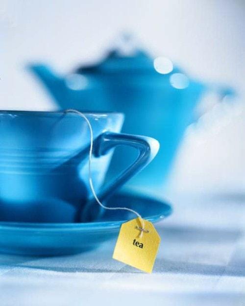 Steeping the Tea