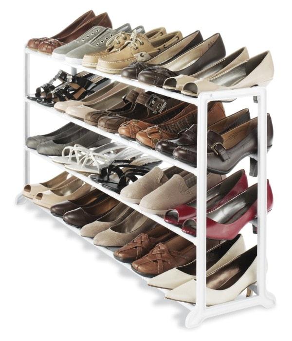 shoe stoarage