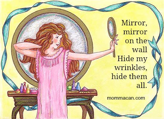 Hide My Wrinkles