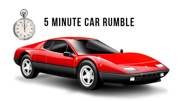 Five Minute Car Rumble
