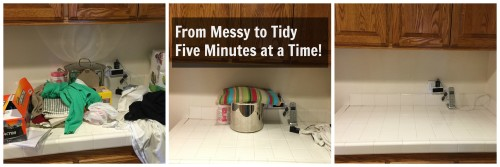 Laundry Room Tidy