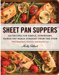 Sheet Pan Suppers and A Challenge