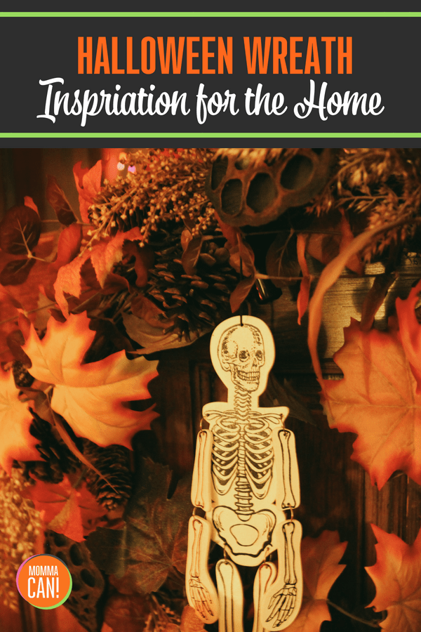 Halloween Decorating Ideas for Front Door Wreaths