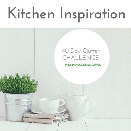 Kitchen Inspiration - Mommacan.com